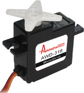 AH AWD-316 Mini Servo 16.0g