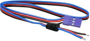 Airtronics 3-wire Z Connector Servo Lead
