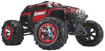 Traxxas Summit Truck RTR w/EVX2 ESC and TQ-4 Radio