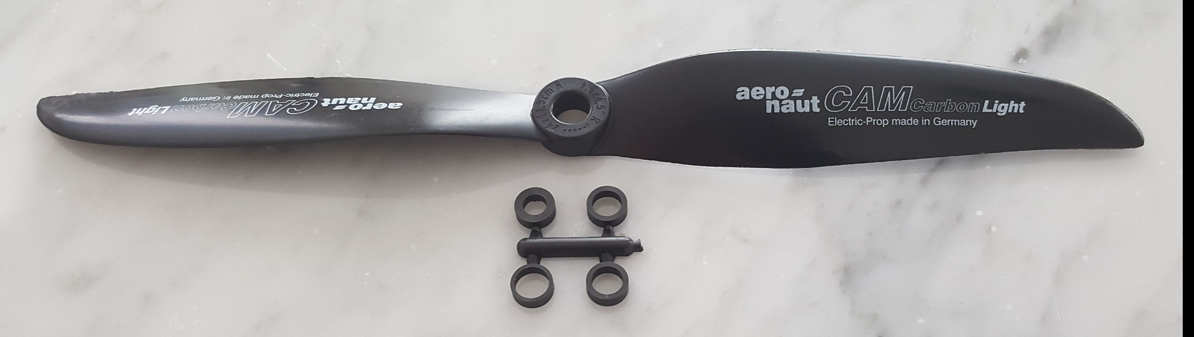AeroNaut CAM-Carb Light Props 9.5x4.5 CCW