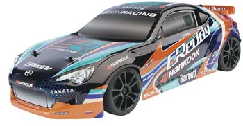 Associated 1/10 Apex Scion Racing FR-S RTR