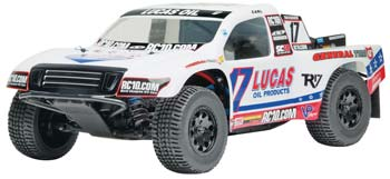 Associated SC10 4x4 RTR Lucas Oil, 2.4Ghz