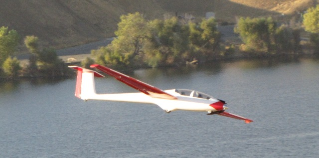 HC-FF ASK 21 ARF 2.6m Semi Scale E-Glider