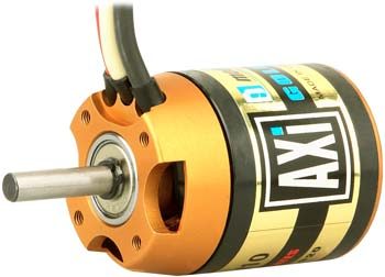 Axi 2826/10 Gold Line Outrunner Motor