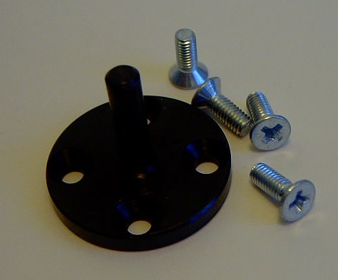 Actro  Helicopter Shaft Adapter 14 x 4mm