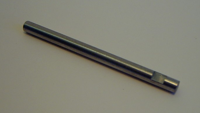 Actro 5 x70mm Helicopter Shaft Extension