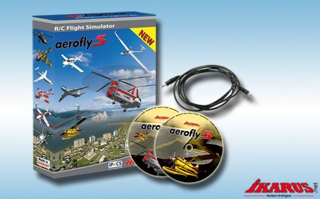 Ikarus AeroFly 5.0 Simulator for Windows