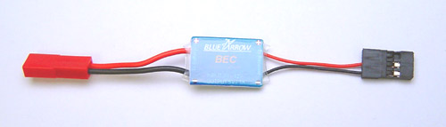 BlueArrow 1-2A-5V Voltage Regulator