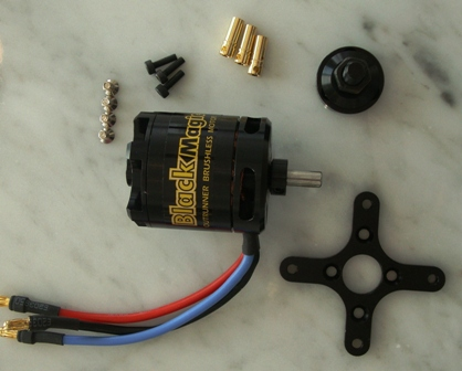 Black Magic 2814/06 G2 1100Kv Brushless Motor