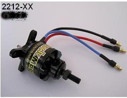 Black Magic 2208/12 1500Kv Outrunner