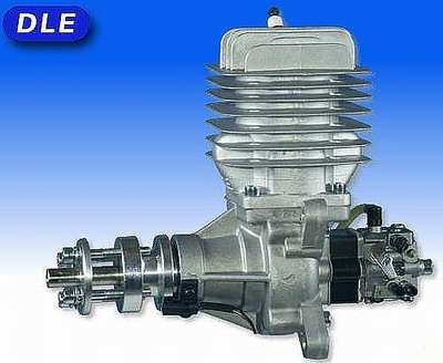 DLE 55 Single Cylinder Ignition Engine