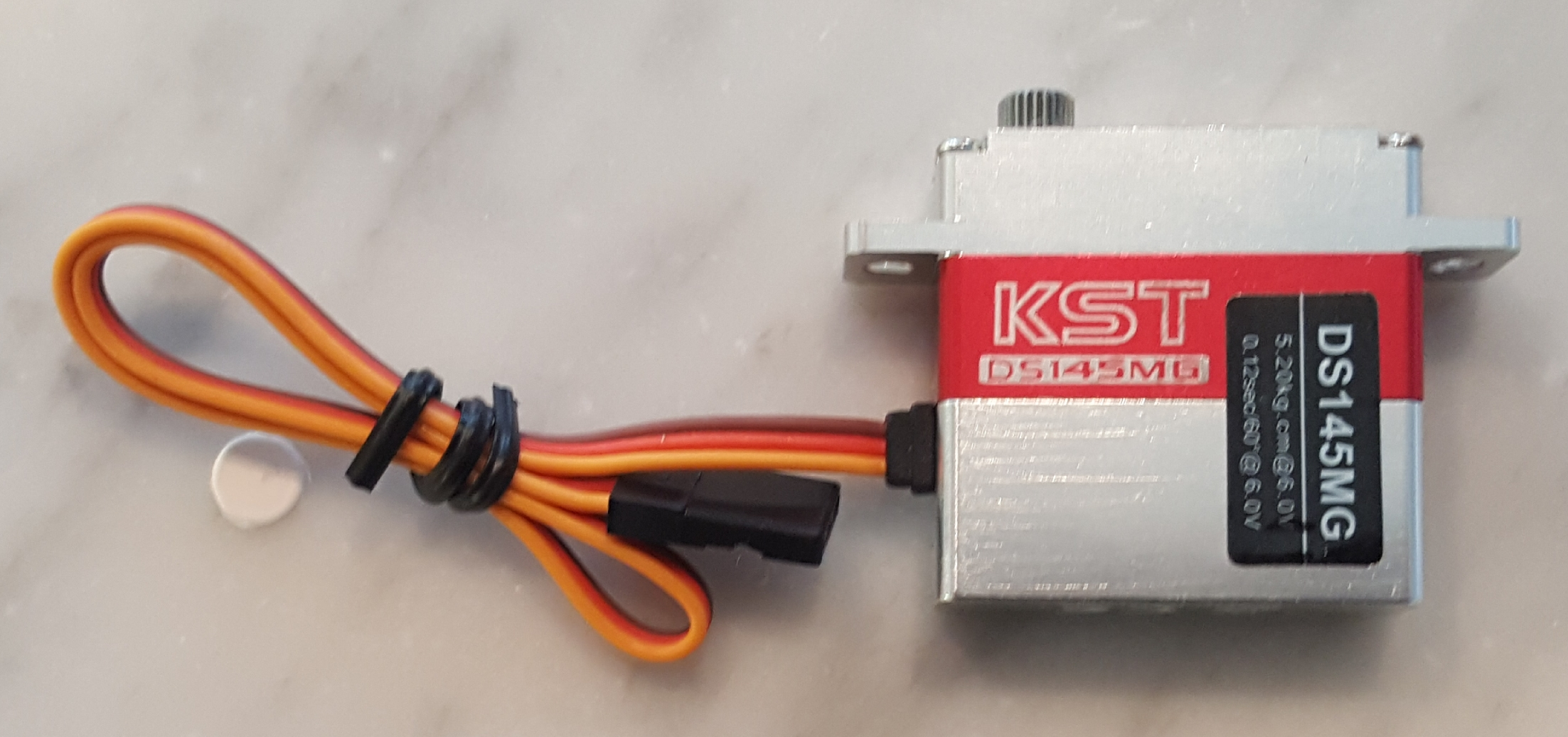 KST DS145MG Digital HT Servo