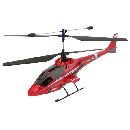 EFL Blade CX2 RTF Electric Trainer Heli