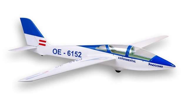 RM Long Nose (Pinocchio) Fox 3.5m ARF Scale Glider