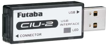 Futaba CIU-2 PC Interface
