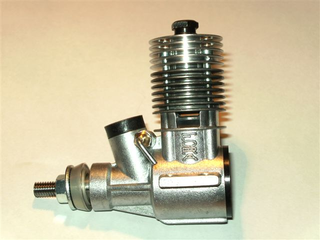 Fora 2.5cc Diesel-Pioneer Jr. Engine