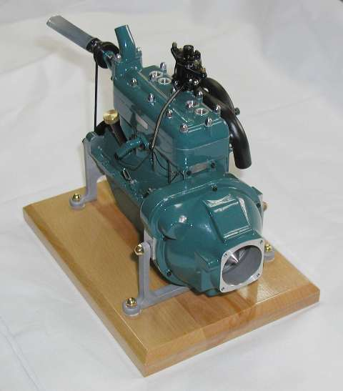 Profi Ford A Replica Engine