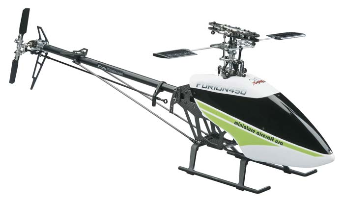 X-Cell Furion 450 Helicopter Kit