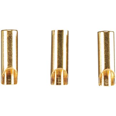 GP Gold Plated Connectors-Female