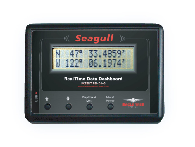 EagleTree Seagull Pro Wireless Dashboard Flight System