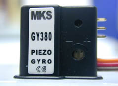 HC-MK G-380 Micro Gyro for Helicopter & Robot