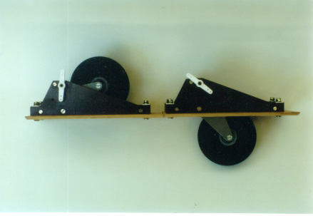 HC 1:5 Scale Glider Retract Landing Gear w/wheel