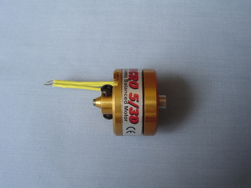 Typhoon 5/3D Brushless Outrunner Motor