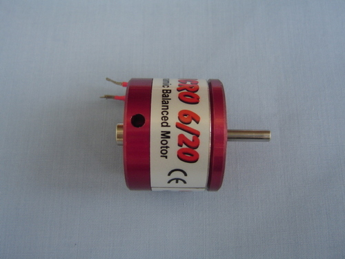 Typhoon 6-20-14 Brushless Outrunner Motor