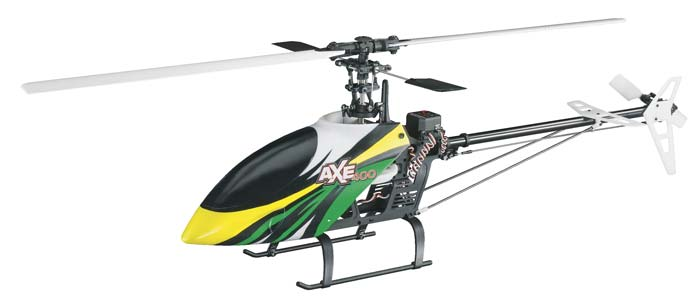 HeliMax AXE 400 RTF EP Helicopter