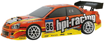 HPI Sprint 2 RTR w/Racing Impreza Body
