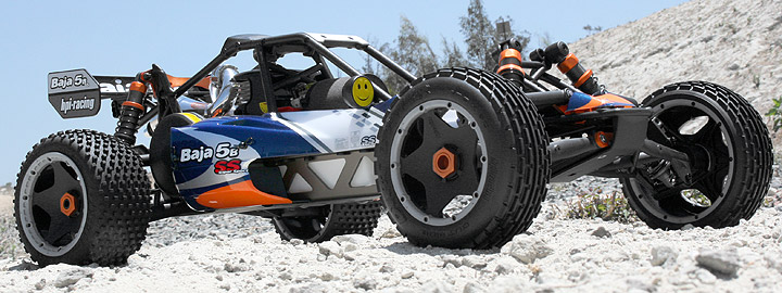 HPI Baja 5B-SS 1:5 scale Buggy Kit