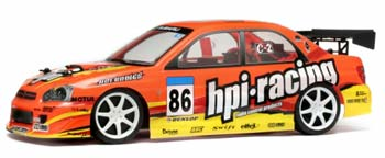 HPI Micro RS4 Sport RTR 1/18