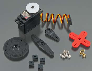 Hitec HS-5565MH Coreless Hi-Speed MG Servo