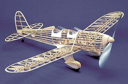 Herr Ryan ST F/F Model Airplane Kit
