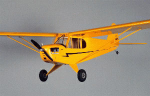 Herr Piper J-3 Cub Kit 48""
