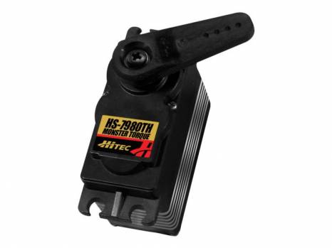 Hitec HS-7980TH HV Digital Titanium Gears Servo