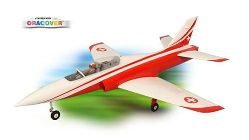 PM Preceptor 90mm ARF E-DF Airplane