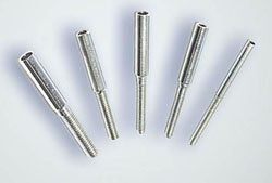 Puma-HC 2mm Couplers-Threaded-10 Pcs