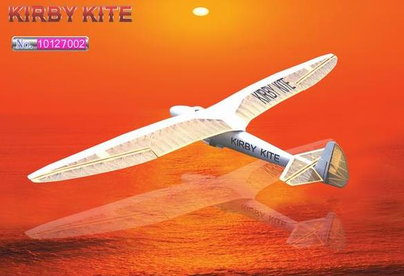 Lanyu HC 1/3.8 Slingsby Kirby Kite ARF Scale Glider