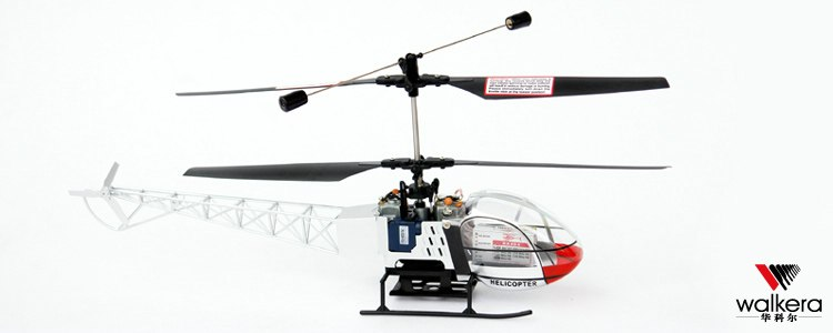 Walkera Lama 2.4Ghz RTF Mini Helicopter