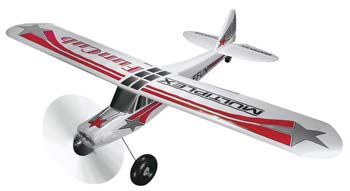 "Multiplex FunCub Kit 55"" EP Airplane"