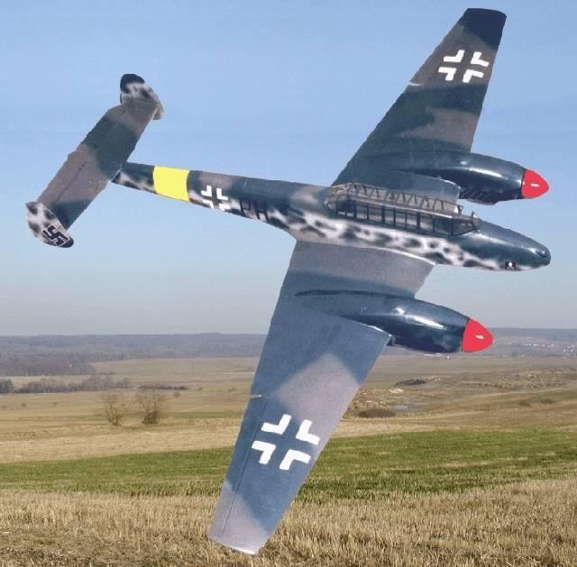 Savex Me-110 ARF R/C Scale