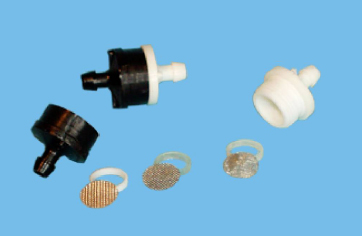HC-MS Fuel Filter w/Removable Mesh