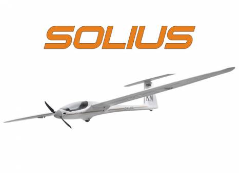 Multiplex Solius Kit Hi Performance e-Glider 2.16m