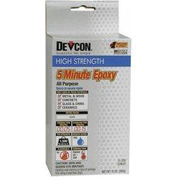 Devcon S-209 5' Epoxy Glue 6Sets/Ctn