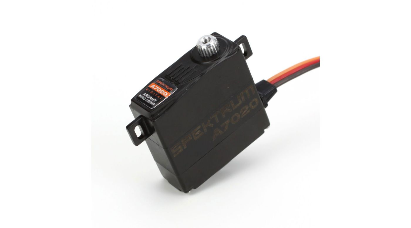 Spektrum A7020 Digital Wing Servo - Click Image to Close