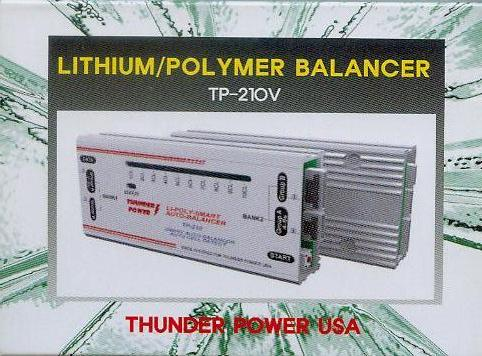 T.Power Lithium Polymer Battery Balancer