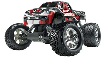 Traxxas Nitro Stampede RTR 1/10 - Click Image to Close