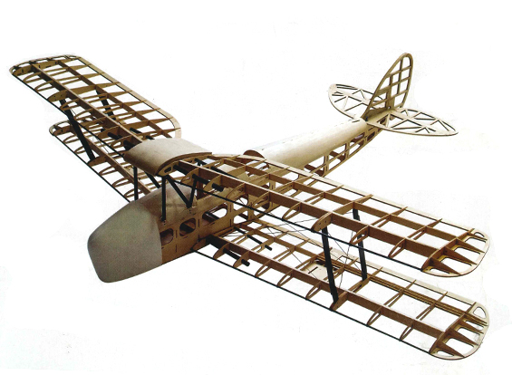 AEO-HC Tiger Moth Laser Cut Kit
