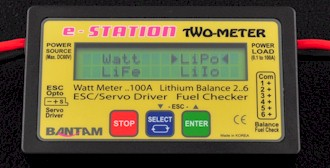 Bantam e-Station Two-Meter